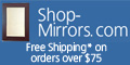 Shop-Mirrors Coupons