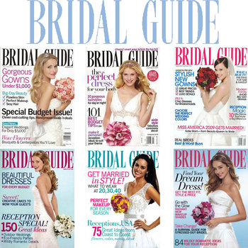 Bridal Guide Magazine Subscription Only $3.99