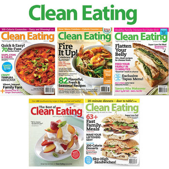 Save 60% On Clean Eating Magazine Subscription