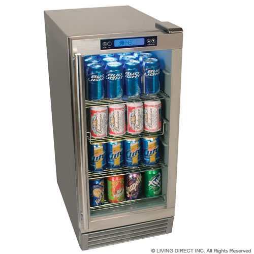 $20 off EdgeStar OBR900SS Outdoor Beverage Fridge