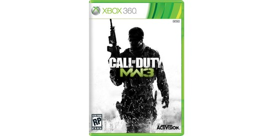 Pre-order Call of Duty