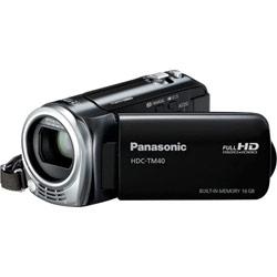 $210 Off Panasonic's HDC-TM40K Camcorder