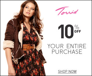 Get 10% off your entire purchase