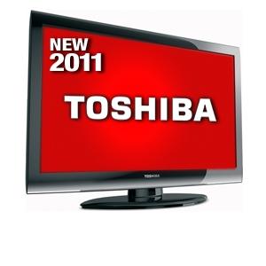 $800 Off Toshiba 47 LED 3D HDTV