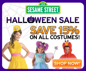 15% off all costumes