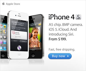 iPhone 4S now on sale