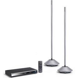 Free Shipping On Panasonic wireless 2 speaker virtual 7.1 channel surround sound speaker system