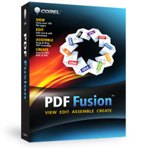 Save $30 on the New Corel PDF Fusion