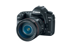 Save $100 Instantly on the 5D Mark II 24-105 Kit