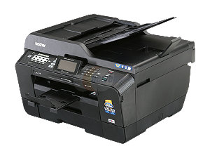 $10 Off Brother MFC-J6910dw Wireless InkJet MFC Color Printer