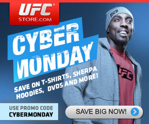 $25 Off Sherpas, $9.99 DVDs and 30% UFC Personal Trainer Video Game and T-shirts