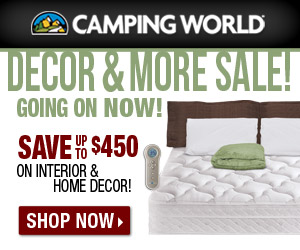 Save up to $450 on Decor & More Sale