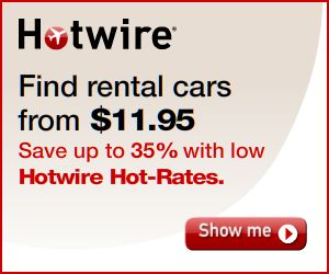 Planning to rent a car for an upcoming vacation? Make sure you check Hotwire before booking the car rental. More Info» I was looking for a week long Minivan rental in Orlando for an upcoming vacation.