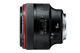 $150 Off the EF 85mm f/1.2L II USM Lens