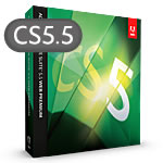 Save 50% on a full version of Adobe Creative Suite 5.5 Web Premium