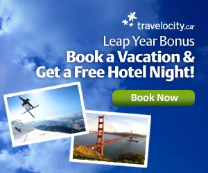Book a Vacation & Get a Free Hotel Night