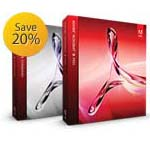 Buy 6 and save 20% off Acrobat X Pro or Standard