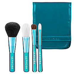 Save $10 on the Sephora Collection Hot Hues Mini Brush Set