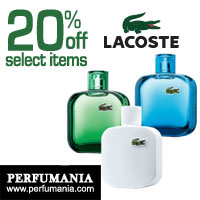 20% Off Lacoste Fragrances