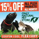 15% Off All Flea Products