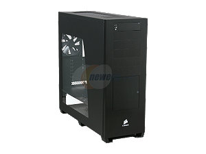 $20 Off Corsair Obsidian Series 800D CC800DW Black Aluminum / Steel ATX Full Tower Computer Case