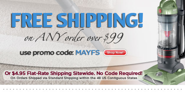 Free Shipping on Any order over $99