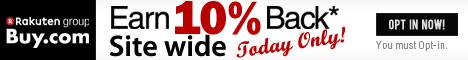 Get 10% Back (10x Super Points) Site Wide