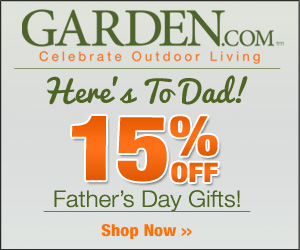 15% off Father's Day Gifts