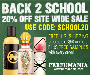 20% Off Site Wide Back To School Sale