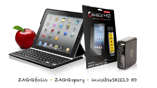 23% off ZAGG iPad Bundle