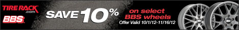 Save 10% when you purchase select BBS wheels