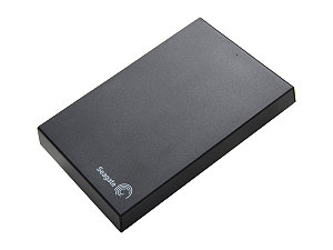 $10 Off Seagate Expansion 1TB USB 3.0 Black Portable Hard Drive STBX1000101