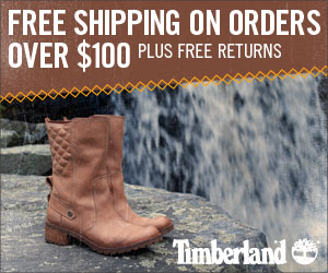 Get free shipping when you spend over $100