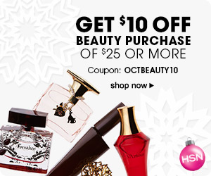 $10 off your next single item Beauty purchase of $25