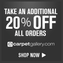 Get an additional 20% off all orders