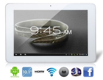 $10 OFF  10.1 Android 4.0.4 Tablet PC