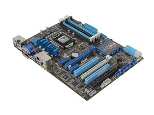 $20 Off ASUS P8Z77-V LK LGA 1155 Intel Z77 HDMI SATA 6Gb/s USB 3.0 ATX Intel Motherboard