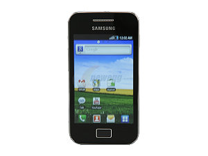 $10 Off Samsung Galaxy Ace S5830L Onyx Black Unlocked Cell Phone