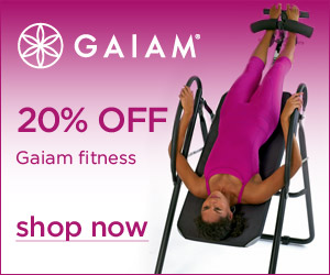 20% off all Fitness & Yoga Apparel & Products