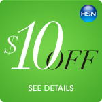 $10 off your next single item purchase of $50 or more