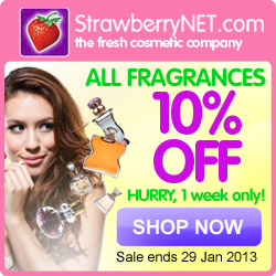 10% Off All Fragrances