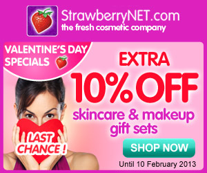 Extra 10% Off Valentines Gift Sets