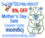 Mother's Day Sale: 8% off All Products