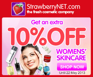 10% OFF on Ladies Skincare