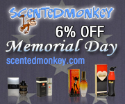 Memorial Day Sale! 6% OFF All Orders!
