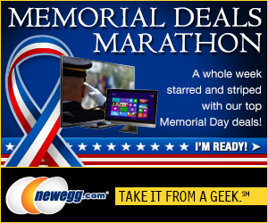 Memorial Day Deals & Promotions