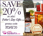 Save 20% on Delicious Gift Baskets, Chocolates, Fruits