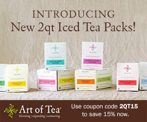 Iced Tea 2QT Packs - 15% Off