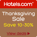 Save up to 30% in the Thanksgiving Sale. Gobble up the savings!