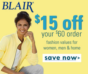 $15 Off All Orders over $60